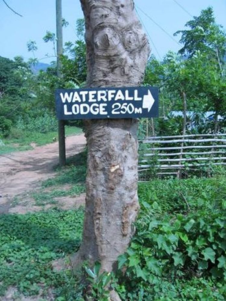 Wli Falls, Ghana9
