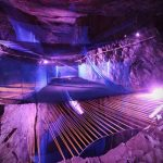 World's Largest Underground Trampoline