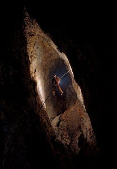 Krubera Cave 05