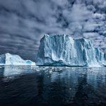 Stunning Photos Capture of Antarctica's Icebergs