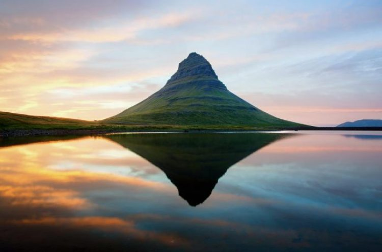 it is possible to climb Kirkjufell Mountain normally takes about one hour and 30 minutes or so to reach the top.