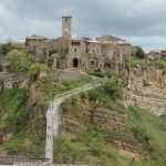 The Lovely Hilltop Town of Civita di Bagnoregio