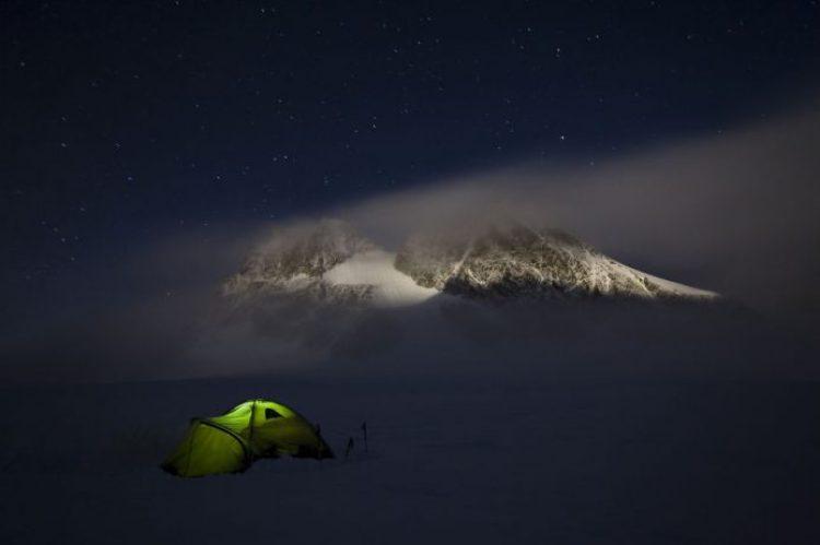 Glacier Mont Mine, 3,400m Valais Alps, Switzerland