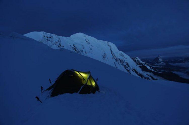 Grenzgletscher, 3950,m Valais Alps, Switzerland