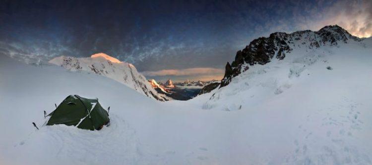 Grenzgletscher, 3,950m Valais Alps, Switzerland