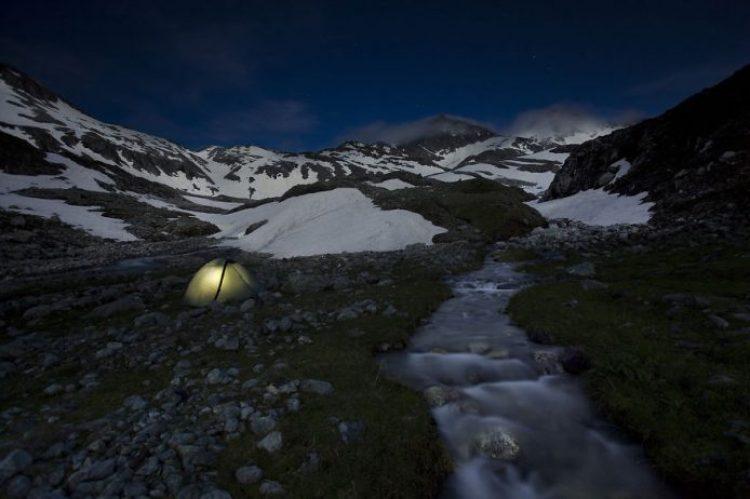 Hohe Tauern, 2,100m Alps, Austria
