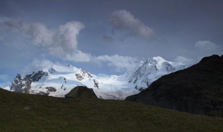 Rotenboden, 2,800m Valais Alps, Switzerland