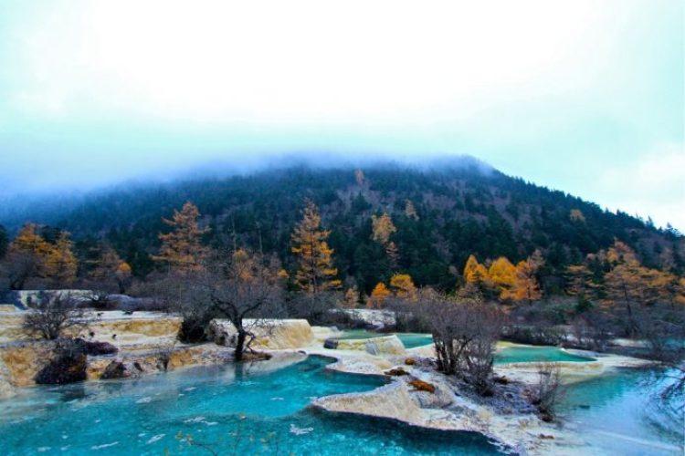 Huanglong Mountain, Sichuan