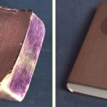 Japanese Craftsman Masterfully Restores Old Book into Like-New Condition