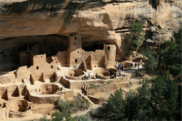 Cliff Palace The Largest Cliff Dwelling In North America