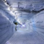 World's Largest Man-Made Ice Tunnel in Langjokull Glacier, Iceland