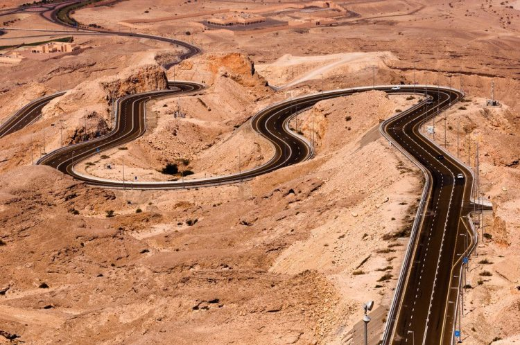 Jebel Hafeet Mountain Road, United Arab Emirates