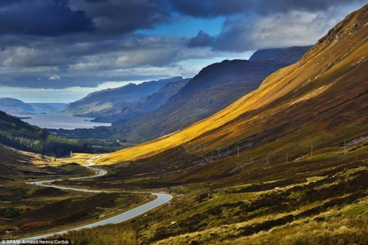 Scotland's NC500 has been named among the top six road coastal road trips in the world - after only being officially launched two months ago