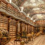Prague's Klementinum, The Most Beautiful Library in The World