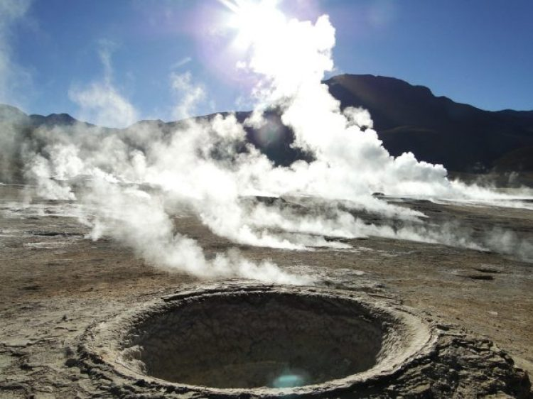 El Tatio, name comes from comes from the Quechua word for oven