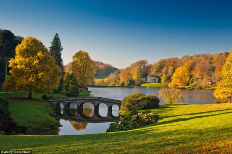 While you are there, pay a visit to the estate's Palladian mansion and the picturesque village of Stourton