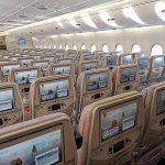 Wow, Emirates Unveils New Airbus A380 With a Record 615 Seats