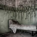 Shocking Photos of Halls of An Asylum