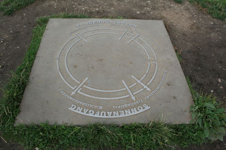 The Goseck Circle is known Circular Enclosures associated with the Central European Neolithic.