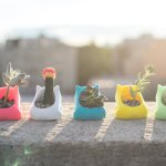 Grow a Bulbasaur with 3D Printed Pokemon Planters