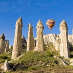The Fairy Chimneys of Cappadocia