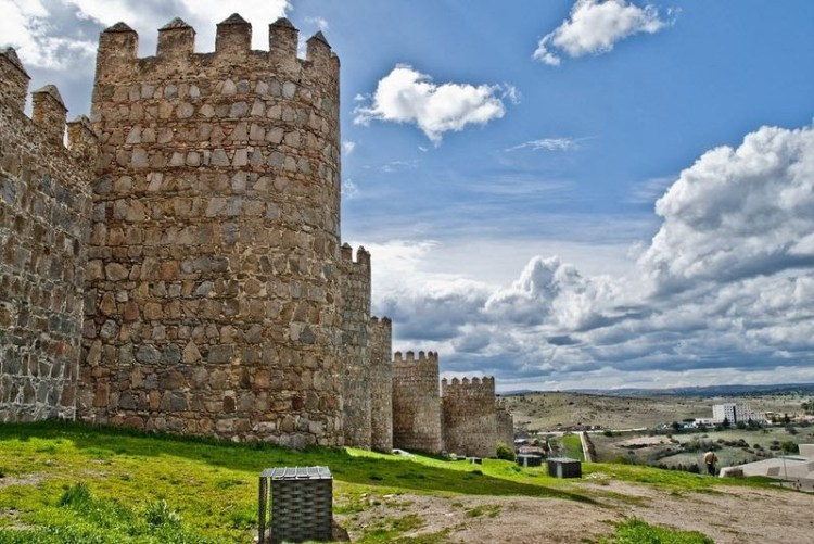In 1985, The Old Town of Avila was included in the list of UNESCO World Heritage Site.