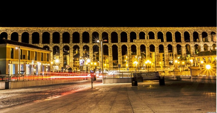 The Aqueduct of Segovia is a marvelous Roman structure and one of the most noteworthy and best-preserved ancient monuments left on the Iberian Peninsula.