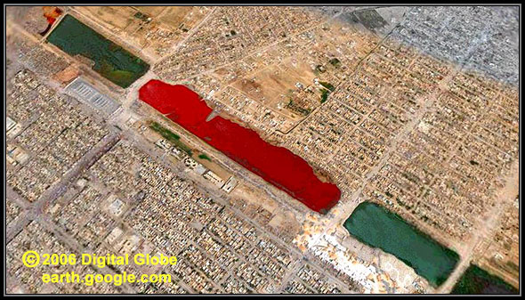 The Blood Lake of Iraq