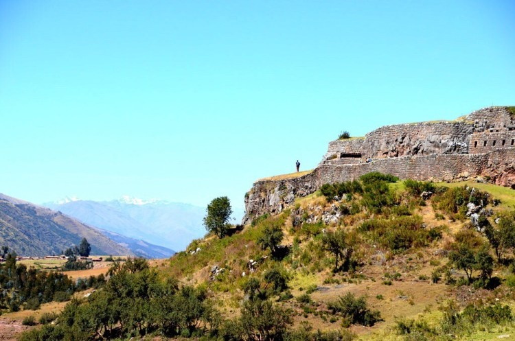 Puka Pukara is a one of Incan ruins, and one theory describes, perhaps constructed during the reign of Pachacutec, who was 9th ruler of the empire.