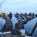 The Floating Village of Hungary