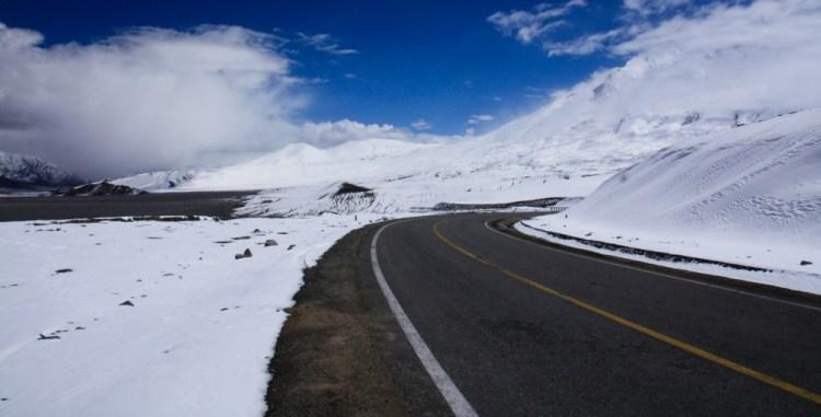 Karakoram Highway has strategic and military importance to Pakistan and China.