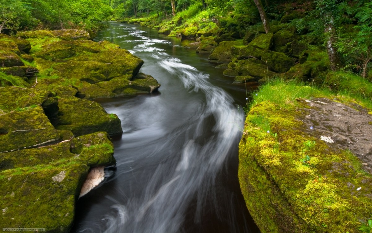 The Mysterious Bolton Strid, UK