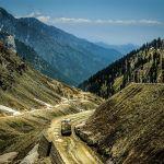 The Lowari Pass, Pakistan