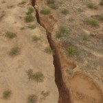 A Gigantic Crack Found in Arizone Desert Spotted First Time Using Drone Technology