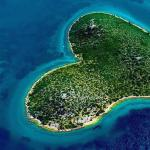 Galesnjak, The Lovers Island, Croatia