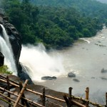Athirappally Falls ! The Niagara Falls of India