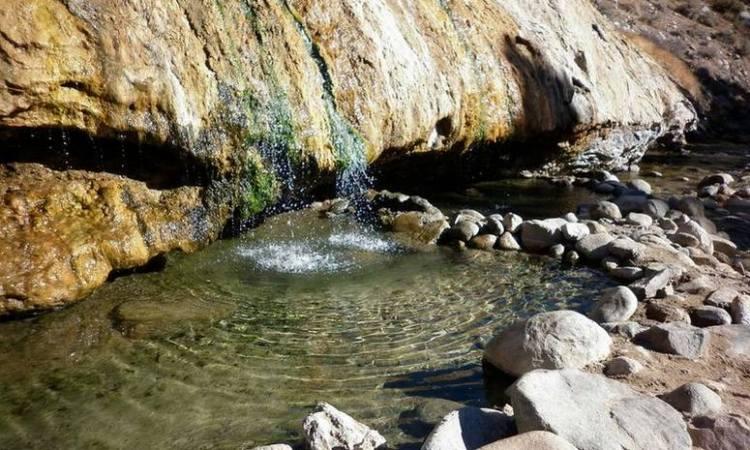 Buckeye Hot Springs Bridgeport