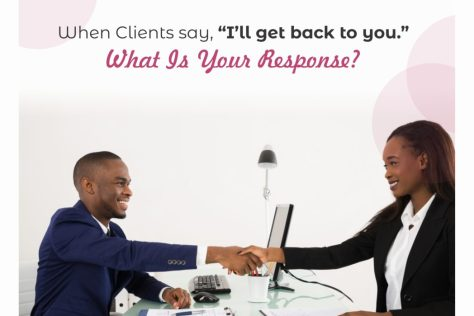 Respond when clients say