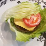 Recept gevulde hamburger (koolhydraatarm)