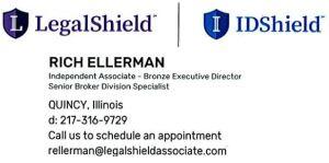Rich Ellerman Business Card