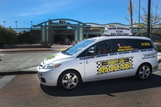 Taxi in dublin, ca to and from the BART station