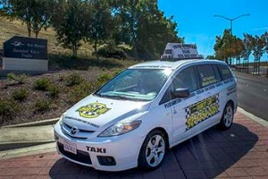 taxi service in san ramon pick up