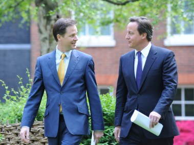 Communicating collaboration: can the coalition government inspire charities?