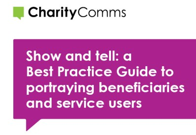Show and tell: guide to portraying beneficiaries