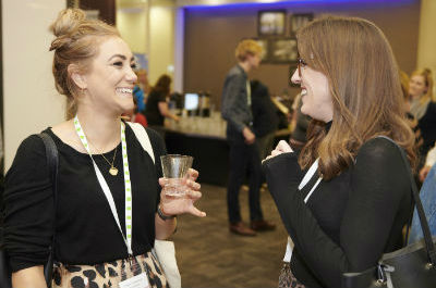 Charity Digital Conference 2018 - member networking
