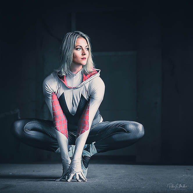 Superhelden: Spider Gwen