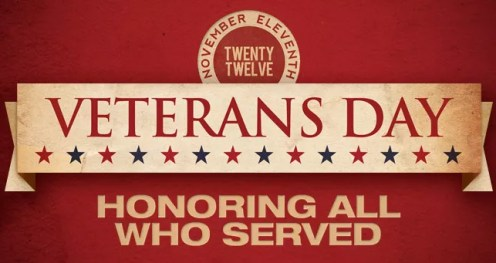 Veterans Day 2012