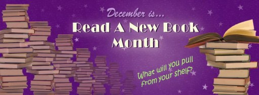 Read a New Book Month