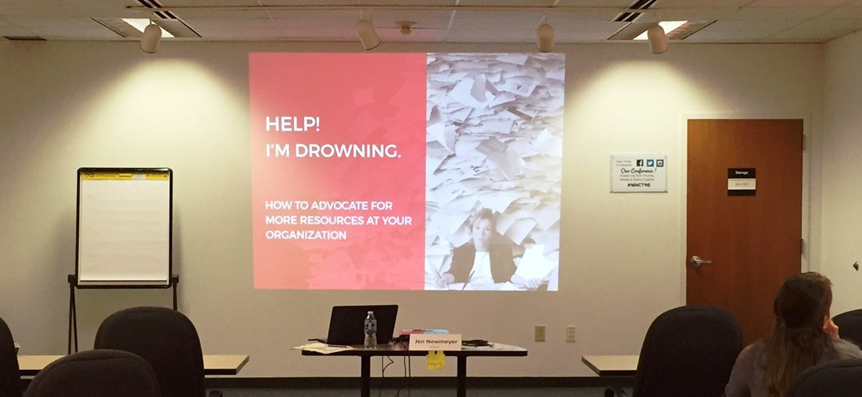 Read more about the article Help, I'm Drowning!
