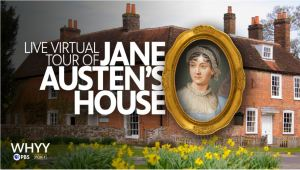 Jane Austen House Tour